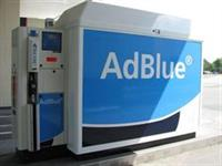 AdBlue afleverzuil